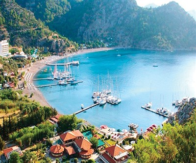 Bodrum Airport to Marmaris Transfer